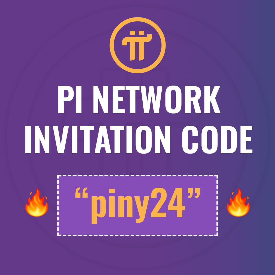 Pi Network invitation code